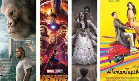 7 Film Bagus April 2018 yang Bisa Jadi Bahan ngedate ke Bioskop!