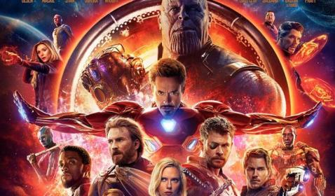 Ini Dia 22 Poster Karakter Resmi Avengers Infinity War