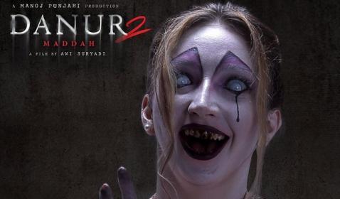 Ini dia sosok cantik pemeran hantu di film Danur 2 : Maddah