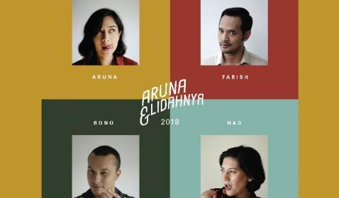 Tiga Aktor Ini Susul Dian Sastrowardoyo di Film Aruna dan Lidahnya