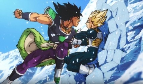 WOW! Dragon Ball Super: Broly Sukses Besar di Box Office Dunia