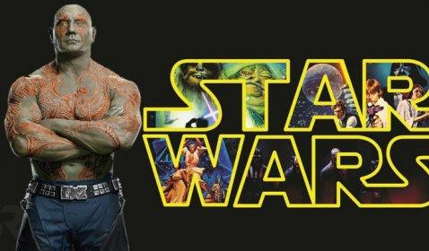 OMG! Dave Bautista Gagal Terus Audisi untuk Film Star Wars