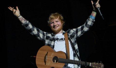 WOW! Ed Sheeran Akhirnya Resmi Terjun ke Layar Lebar