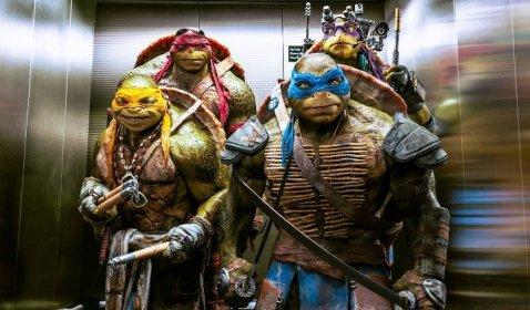 Film Kura-Kura Ninja Bakal Kembali Diproduksi Paramount Pictures
