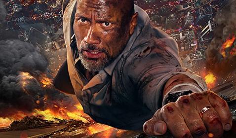 Ini Dia Aksi Berbahaya Dwayne Johnson di Final Trailer Skyscraper