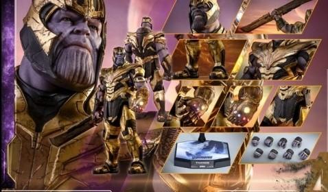 WOW! Thanos Punya Senjata Baru di Avengers: Endgame
