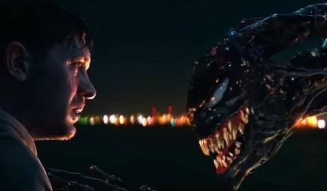 Video Baru Venom Ini Tunjukkan Bagaimana Symbiote Jatuh ke Bumi