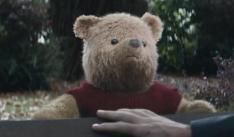 Lucunya Winnie the Pooh di Trailer Perdana Christopher Robin