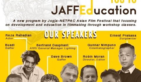 Hari Kedua 13th Jogja-NETPAC Asian Film Festival Semakin Meriah