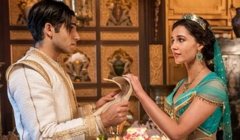 Aladdin Gusur John Wick 3 dari Puncak Box Office