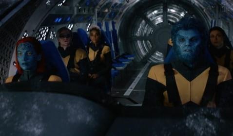 Video Terbaru X-Men: Dark Phoenix Tampilkan Misi Luar Angkasa