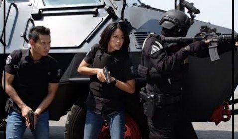Review Hanya Manusia: Angin Segar Film Bertema Kepolisian