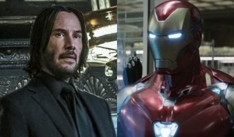John Wick 3 Kudeta Avengers: Endgame dari Puncak Box Office