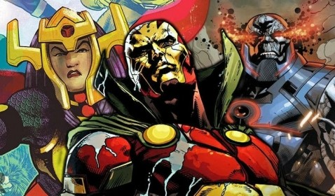 WOW! Film New Gods Bakal Tampilkan Darkseid dan The Furies