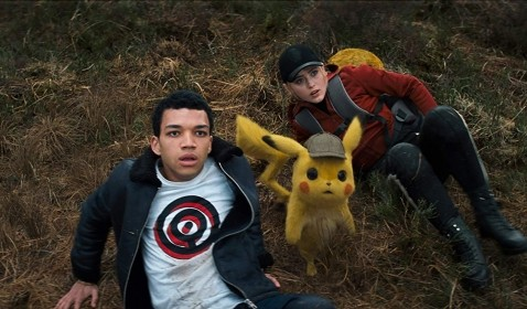Review Pokemon Detective Pikachu