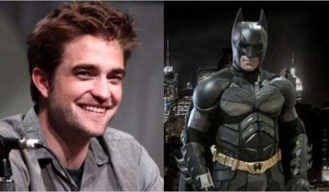 Robert Pattinson Resmi Gantikan Ben Affleck Jadi Batman
