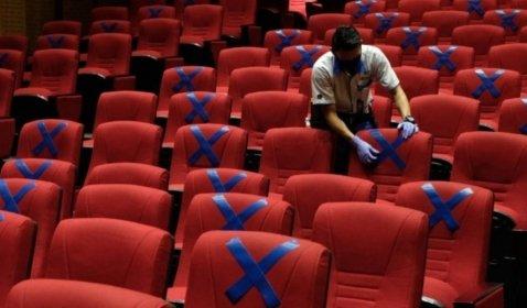 Dinas Pariwisata Banda Lampung Kaji Rencana Pembukaan Bioskop