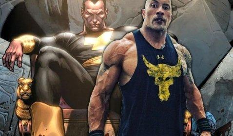 Kemunculan Black Adam Bakal Mengubah Dunia Superhero DC