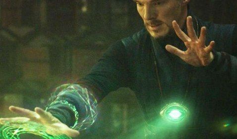 WOW! Pandemi Corona Tak Bikin Jadwal Syuting Doctor Strange 2 Mundur