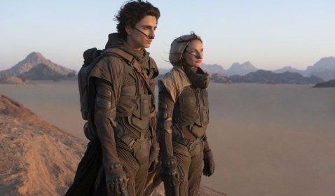 Ini Dia Trailer Perdana Film Bertabur Bintang, Dune