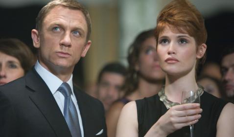 Gemma Arterton Tak Ingin Main di Film James Bond Lagi?