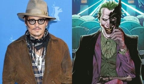 Johnny Depp Bakal Lakoni Joker?