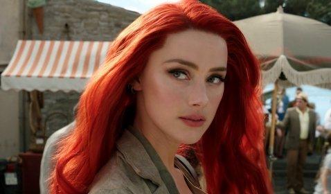 Amber Heard Konfirmasi Bakal Kembali di Aquaman 2