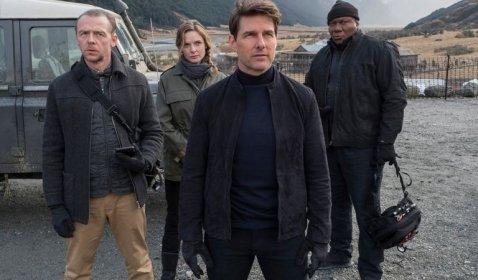 Tom Cruise Lakukan Aksi Berbahaya di Atas Kereta di Mission: Impossible 7