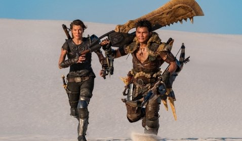 Film Terbaru Milla Jovovich Monster Hunter Rilis Teaser Trailer Perdana