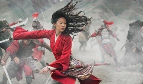 OMG! Disney Tunda Lagi Rilis Film Mulan
