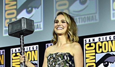 Jadi Mighty Thor, Natalie Portman Siap Bentuk Otot untuk Thor: Love and Thunder