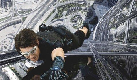 WOW! Mission: Impossible Terbaru Bakal Berlokasi di Luar Angkasa?