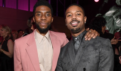 Bintang Black Panther Ini Menyesal Atas Meninggalnya Chadwick Boseman