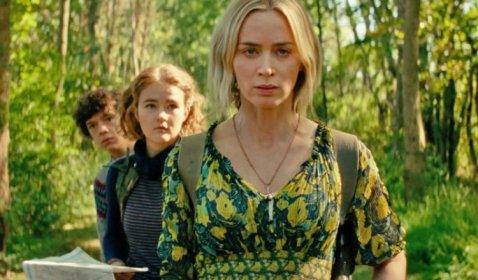 A Quiet Place Part II Sukses Jadi Juara Box Office
