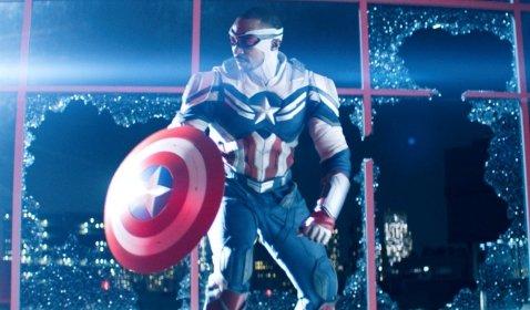 Anthony Mackie Belum Tahu Apapun Soal Captain America 4 dari Marvel Studios