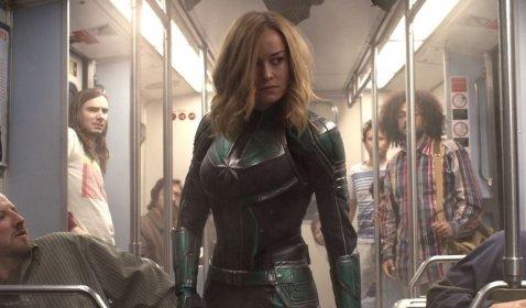 Ini Dia Judul Resmi Black Panther 2 dan Captain Marvel 2