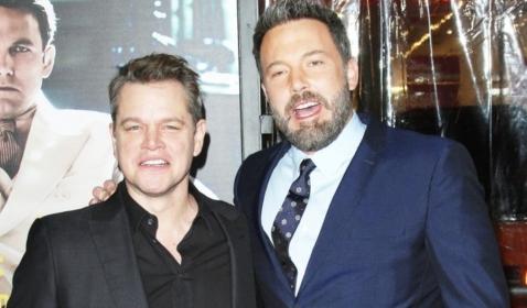 Matt Damon Antusias Reuni dengan Ben Affleck di Film The Last Duel