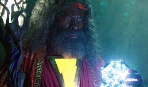 WOW! Djimon Hounsou Bakal Tampil Lagi di Sekuel Shazam!