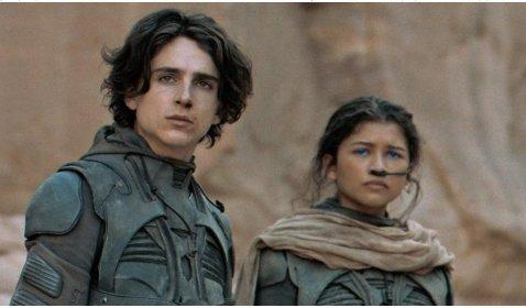 Review Dune: Suguhkan Pengalaman Sinematik yang Mengagumkan
