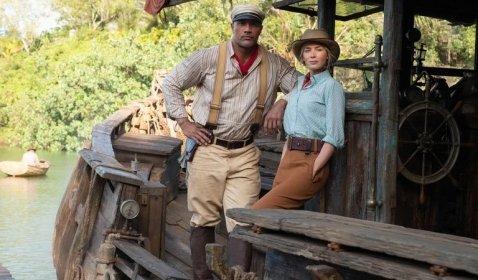 Dwayne Johnson dan Emily Blunt Bakal Kembali di Jungle Cruise 2