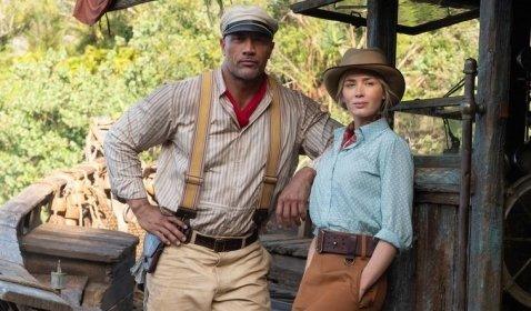 Ini Dia Trailer Terbaru Film Dwayne Johnson 'Jungle Cruise'