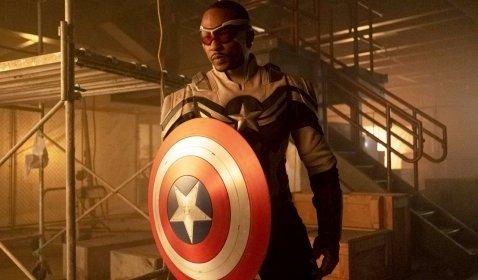 Anthony Mackie Resmi Bintangi Film Captain America 4