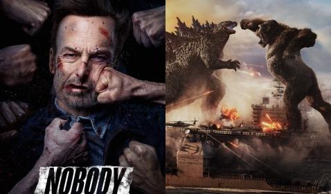 Godzilla vs. Kong Berjaya di Box Office Dunia