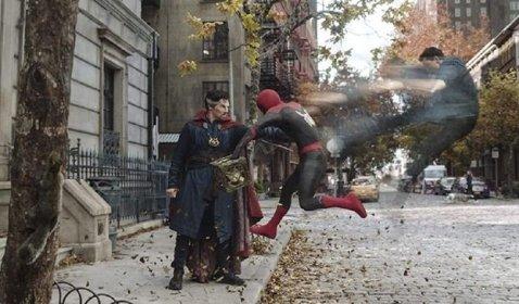 WOW! Marvel Rilis Teaser Trailer Spider-Man: No Way Home