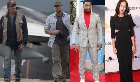 Sylvester Stallone, Jason Statham, 50 Cent, dan Megan Fox Bintangi Expendables 4