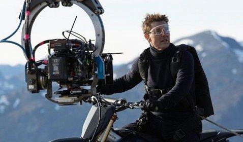 Tom Cruise Ungkap Adegan Paling Berbahaya di Mission: Impossible 7