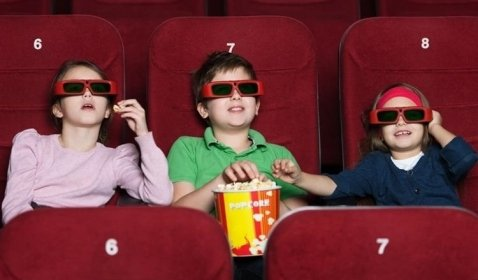 Anak-anak Sudah Boleh Masuk Bioskop, Ini Syaratnya