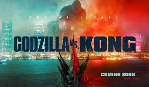 Warner Bros Rilis Trailer Perdana Godzilla vs Kong