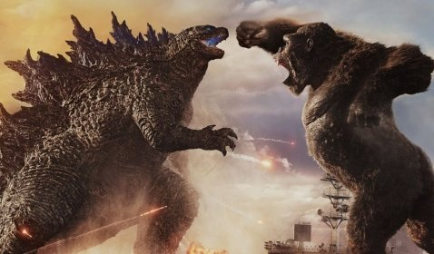 WOW! Godzilla Vs Kong Cetak Rekor Box Office AS di Masa Pandemi Covid-19