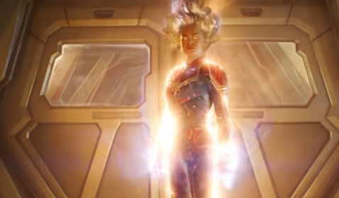 Ini Dia Trailer ke 2 Captain Marvel!